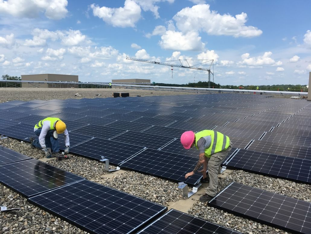 Sunpeak To Install Solar Arrays On Ten Manufacturing Facilities Of Ashley Furniture Industries Across The U S Solar Solar Companies Ashley Furniture Industries