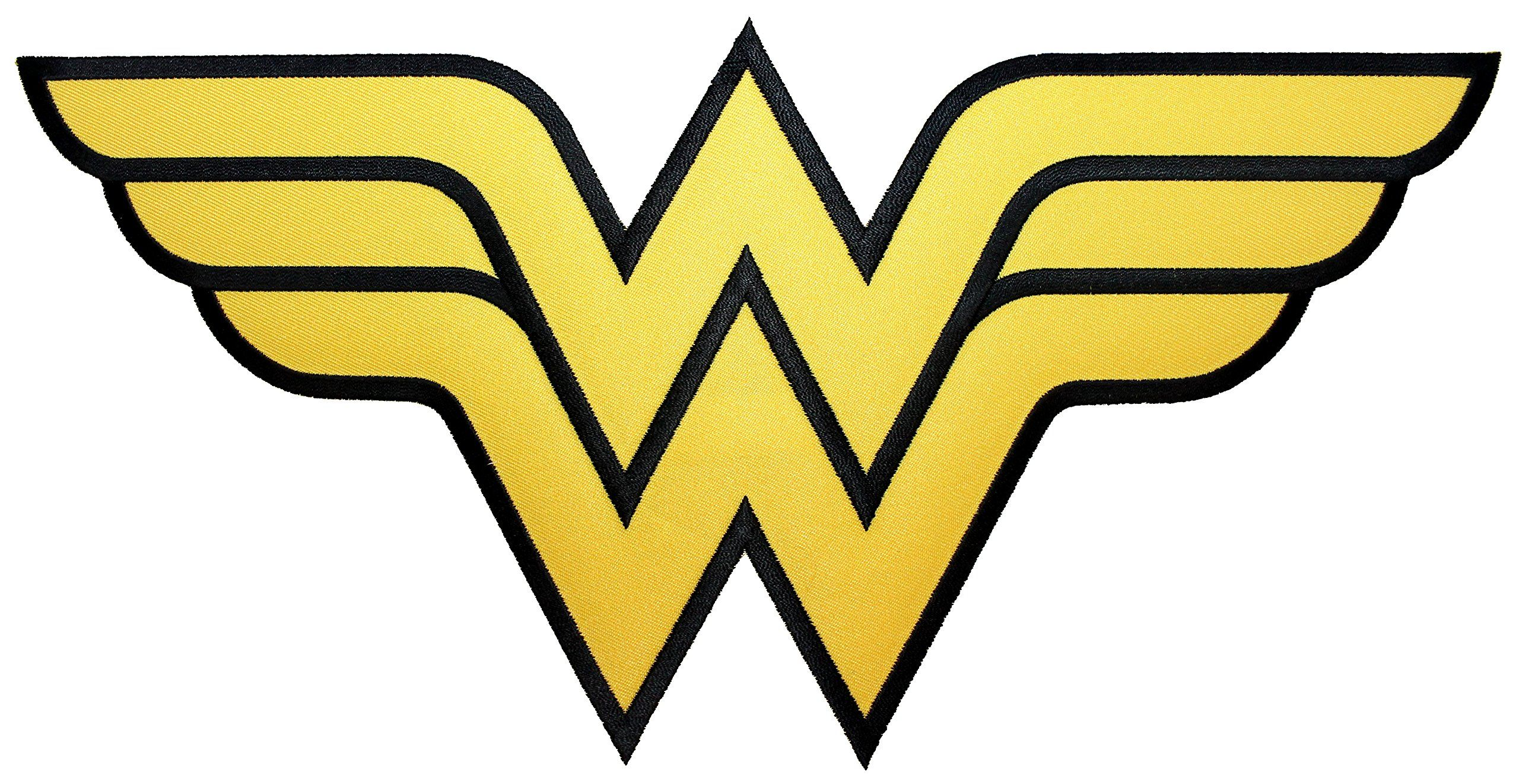 Wonder Woman Iron On Patch ($17.99) | Super Heroines (also heros, I ...