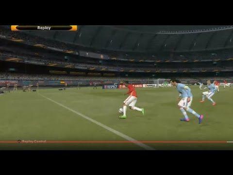 Skills, Goals and Celebrations Gameplay Pro Evolution Soccer 2017 #1
