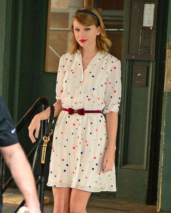 elegante kleider für eine hochzeit | Taylor Swift | Pinterest ...