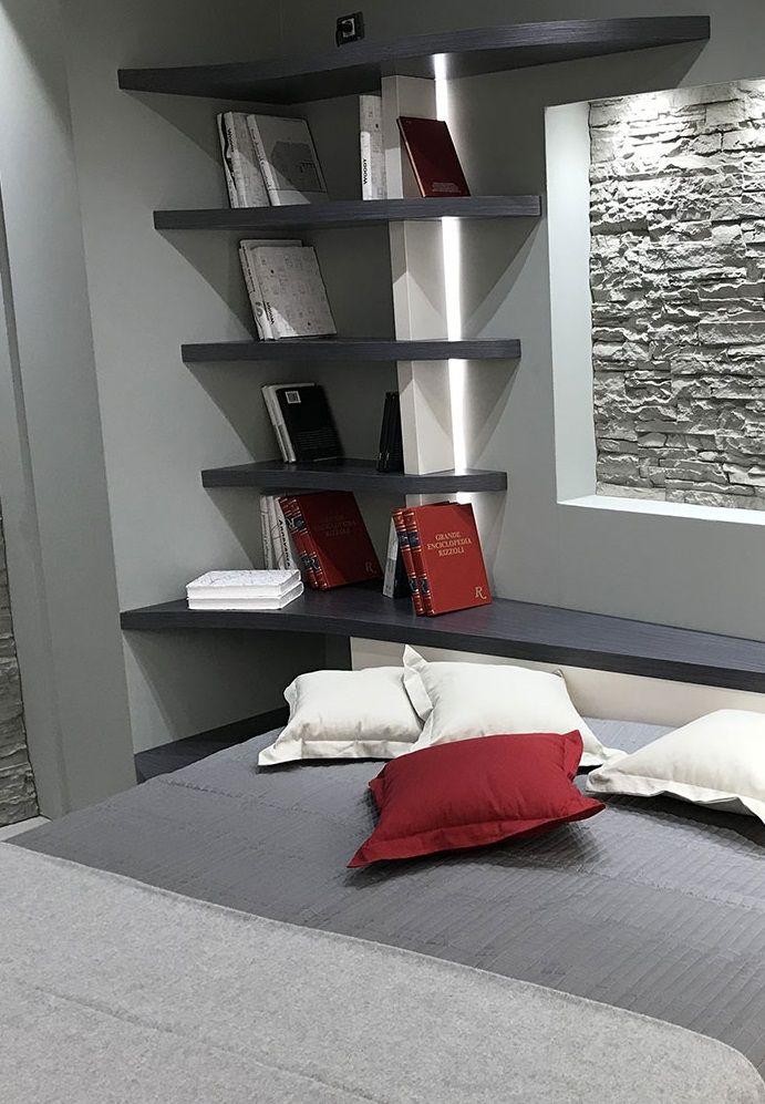Libreria Camera Da Letto.Trovare Lo Spazio Per Una Libreria In Camera Da Letto