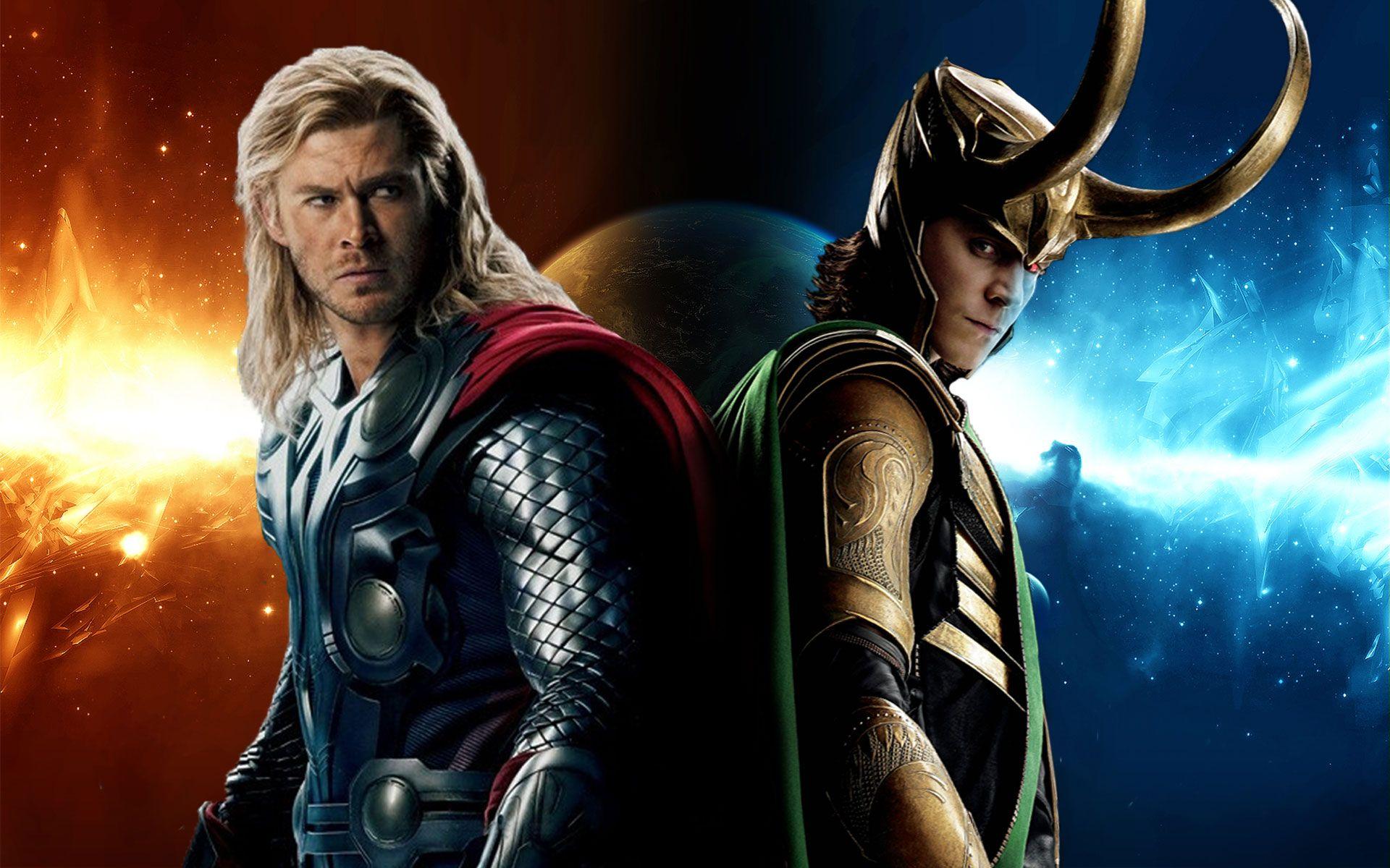 Kết quả hình ảnh cho loki vs thor movie