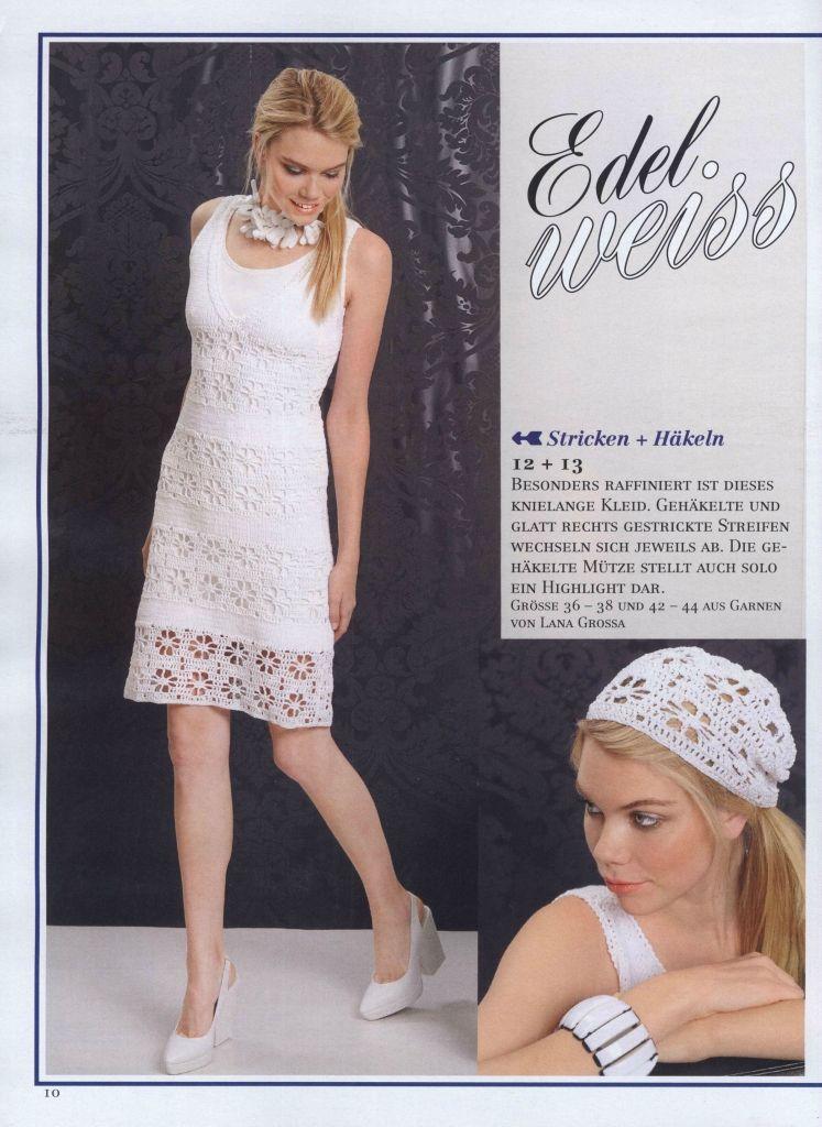 REGINA ARTES EM TECIDOS E CROCHE   Crochê - Vestidos 8   Pinterest   Ems