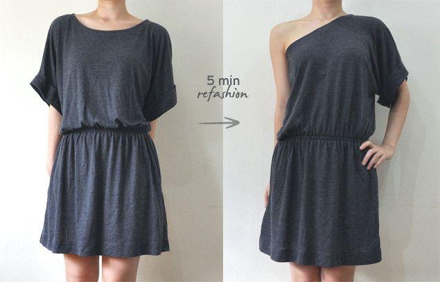 10 hübsche DIY Kleider für Mädchen | Kleidung, Kleider für ...