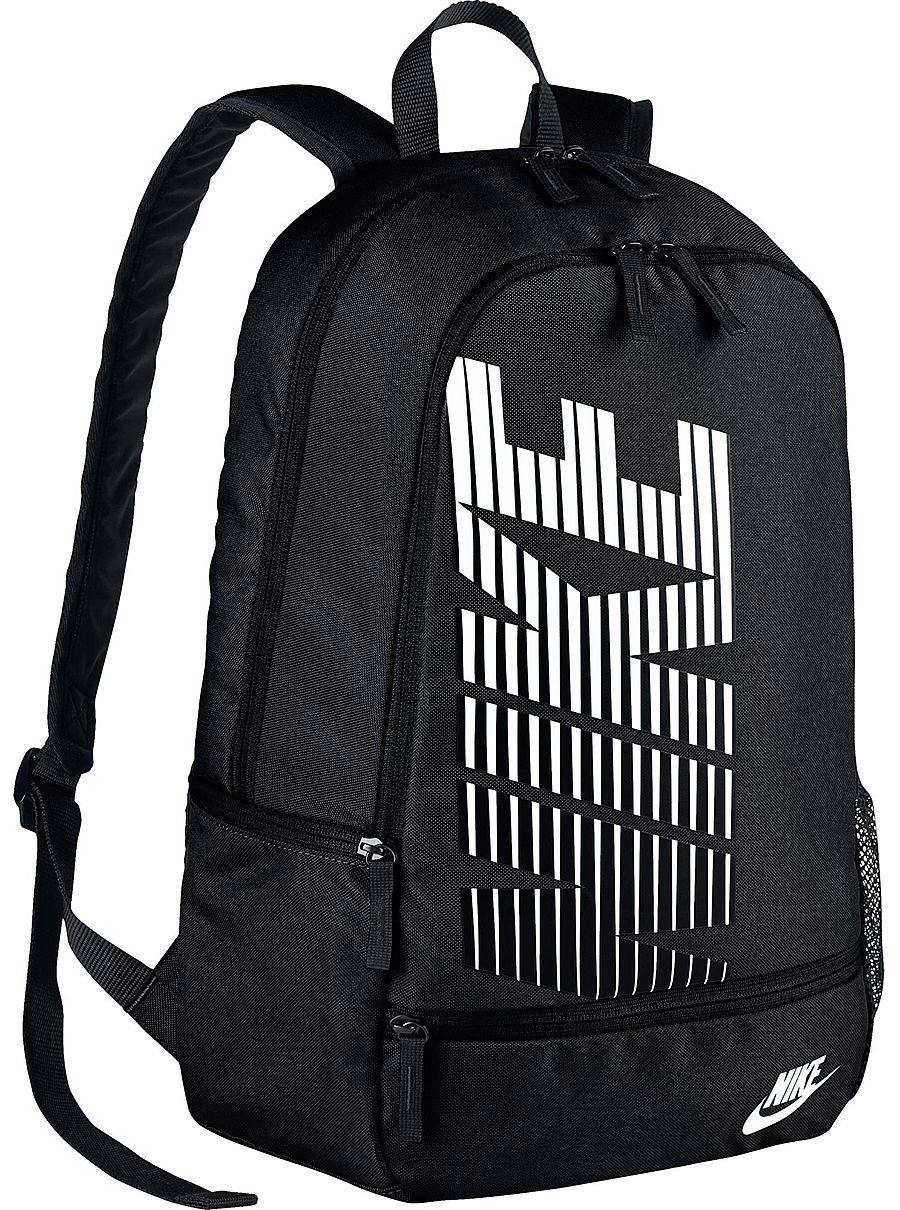 The Nike Classic North Backpack Features Repeating Logo Graphics With An Unmistakable Look And Ample Specialized Storage Nike Bags Nike Classic Nike Outfits