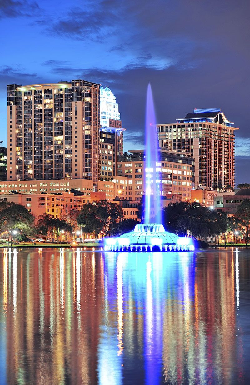 Orlando, Florida Get Away with Travelocity Sweepstakes