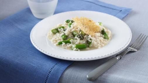 Asparagus risotto recipe risotto asparagus and parmesan asparagus risotto how to cook ccuart Gallery