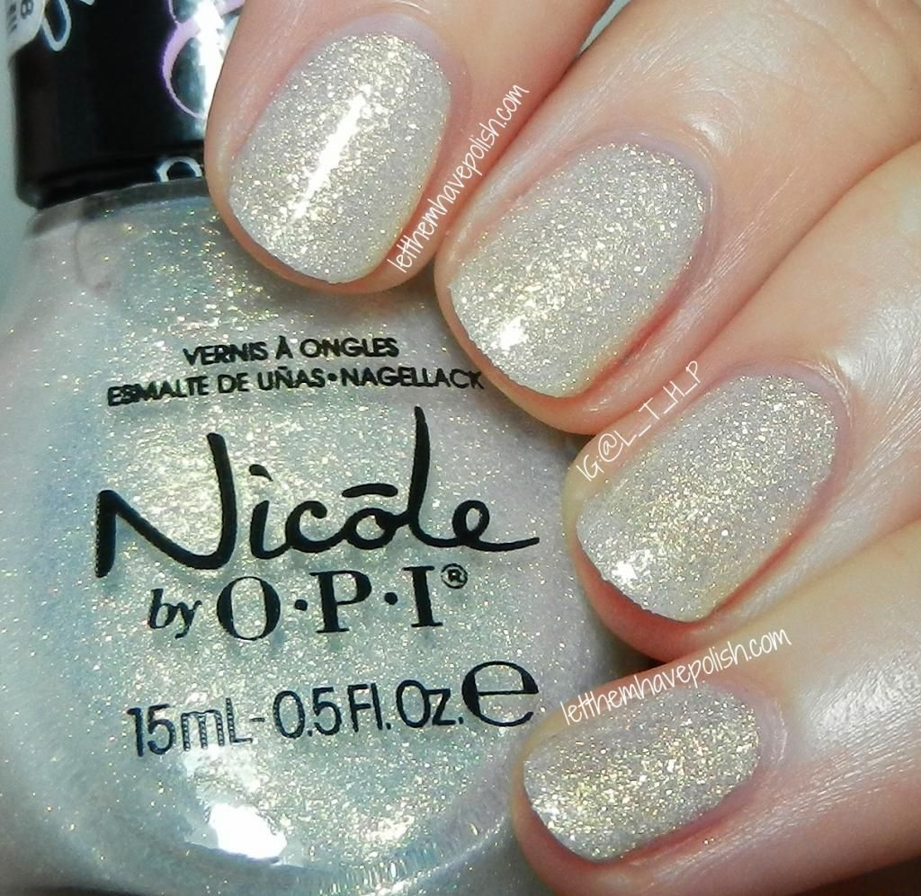 Nicole by O.P.I- Sing you Like a Bee (Carrie Underwood Collection ...