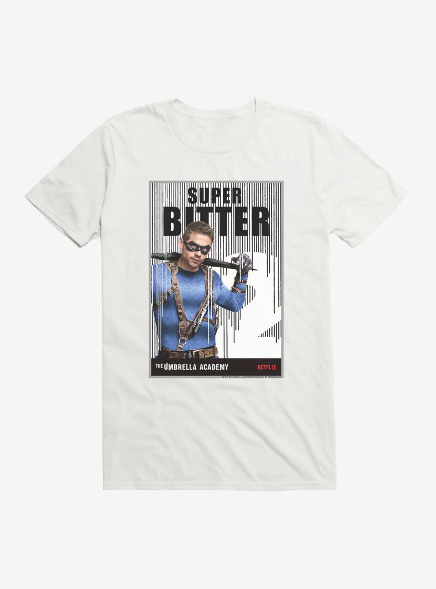 The Umbrella Academy Number Two Diego T-Shirt