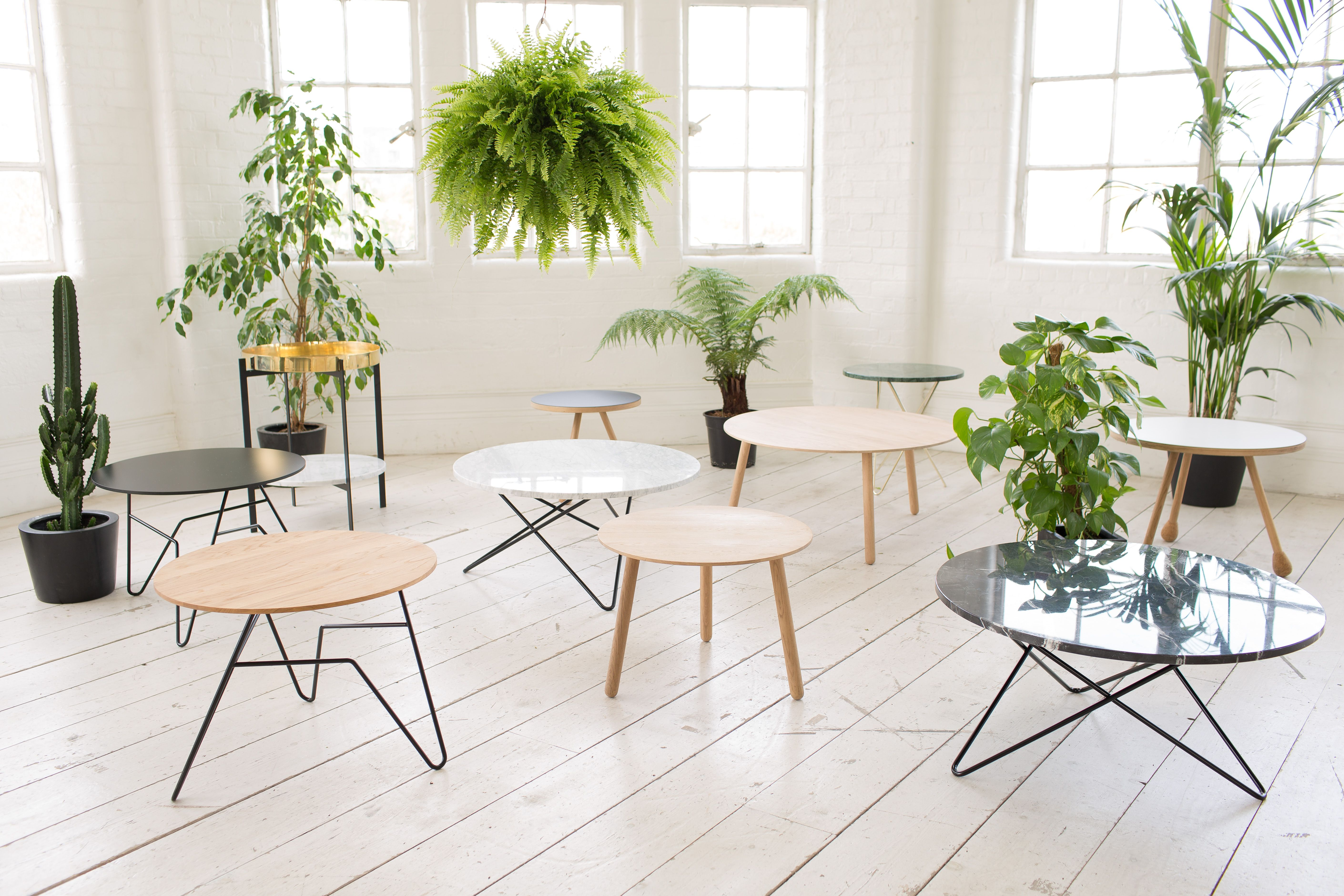 Twist table Icons of Denmark Furniture & Fittings