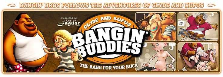 Banging Buddies Jaguar Bangs Fluid Ounce Fringes Front Bangs