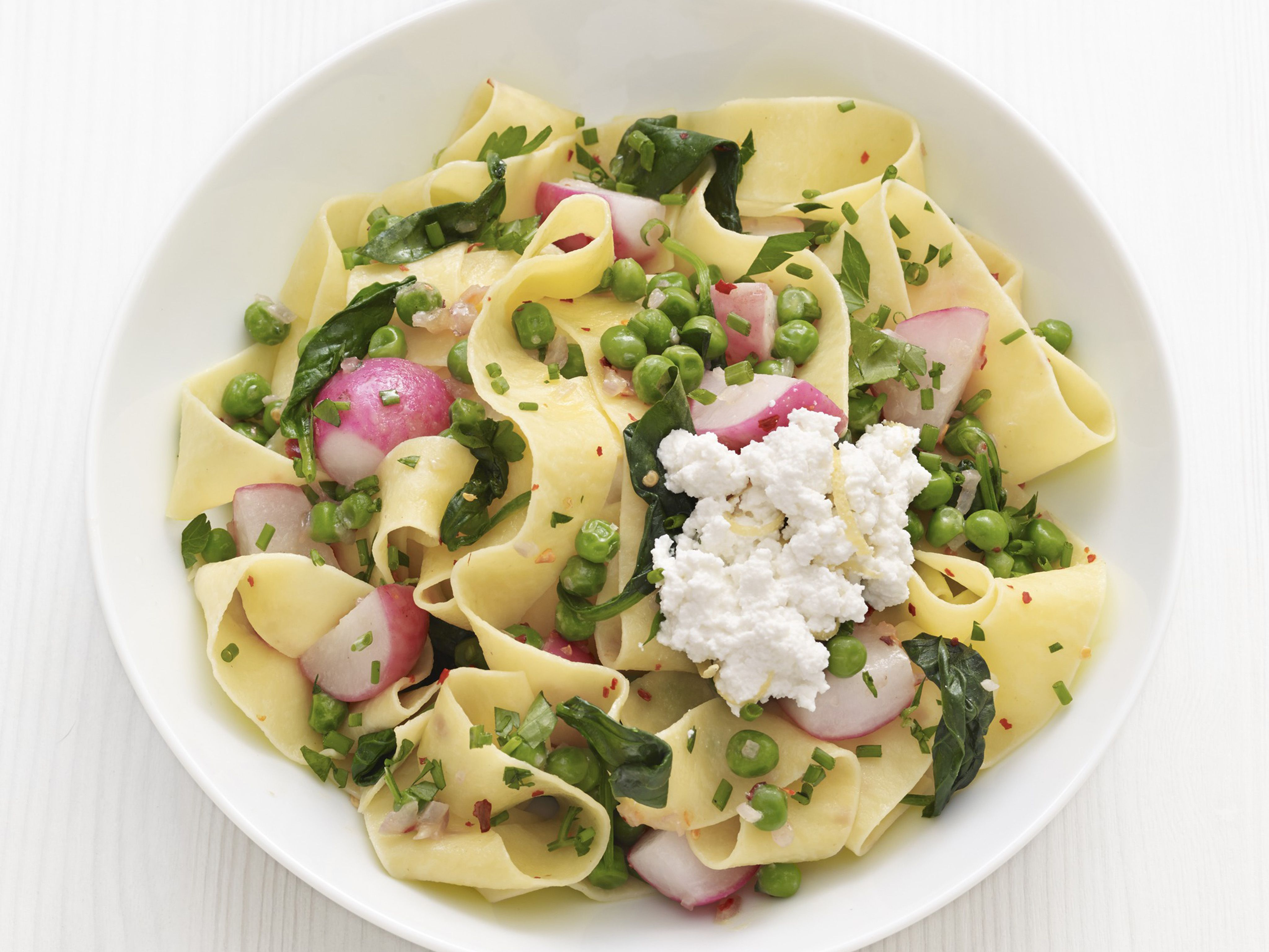 Pappardelle with spring vegetables recipe vegetable recipes pappardelle with spring vegetables forumfinder Images