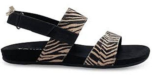 f8e248978c8 Toms Tierra Sandal Womens Style  10007510-ZEBRA PRINTED Size  9 - Toms  sneakers