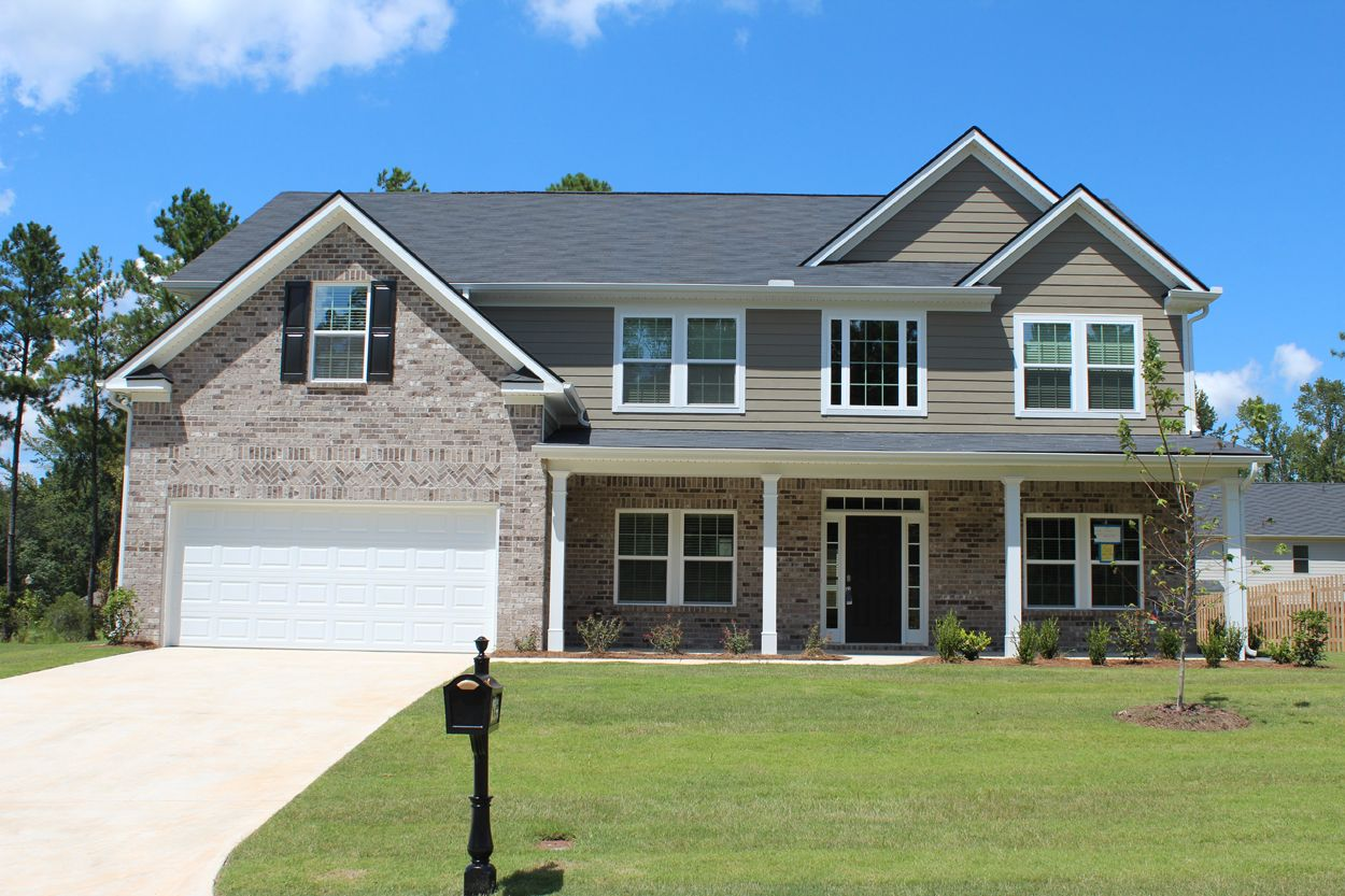 Elmwood traditional new construction 2 story home energy