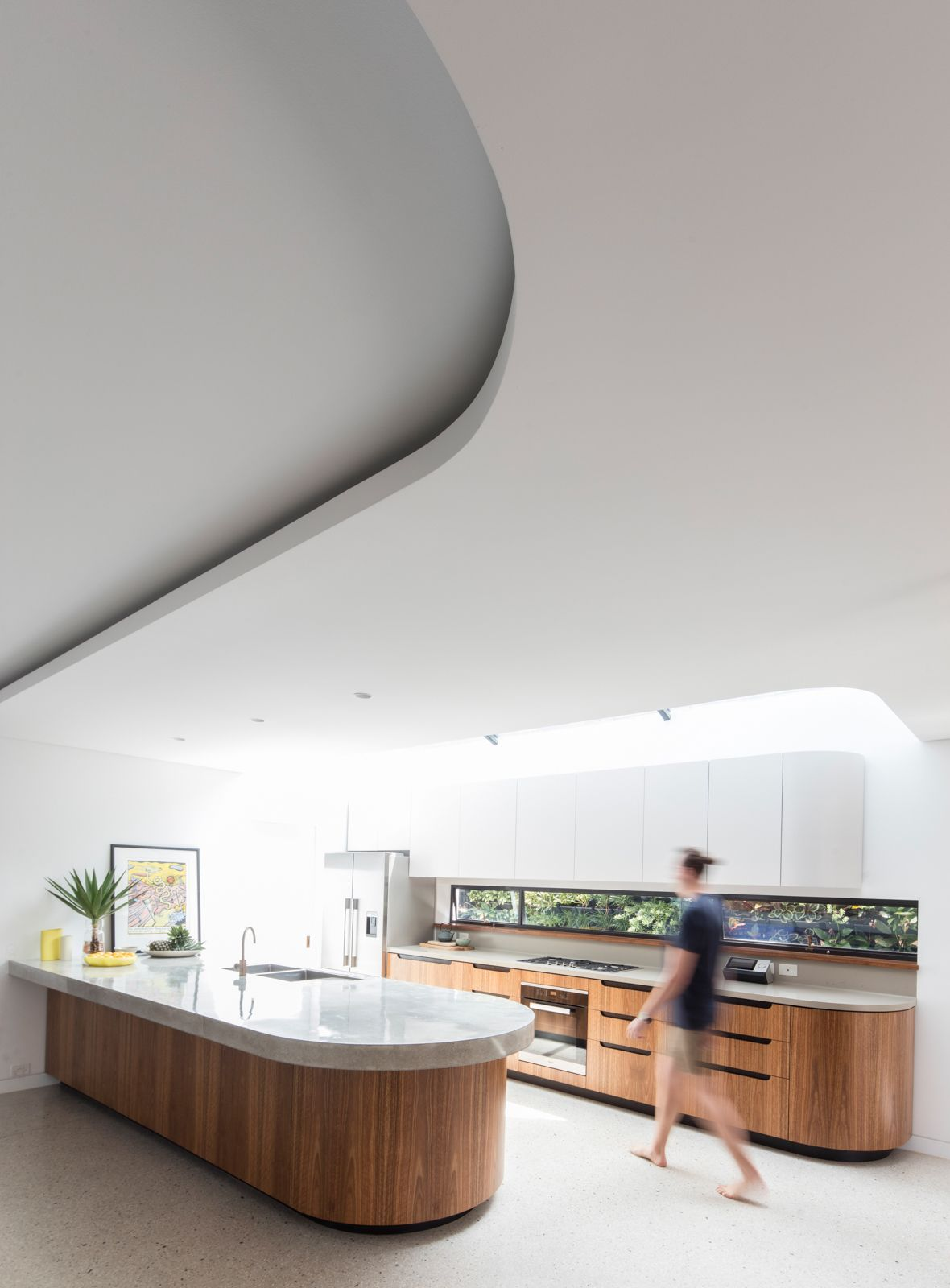 Best Photos from A Heritage Art Deco House in Australia Gets a ...