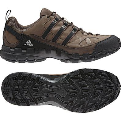 Amazon.com: Adidas Outdoor Men's AX1 Leather Hiking Sneakers ...
