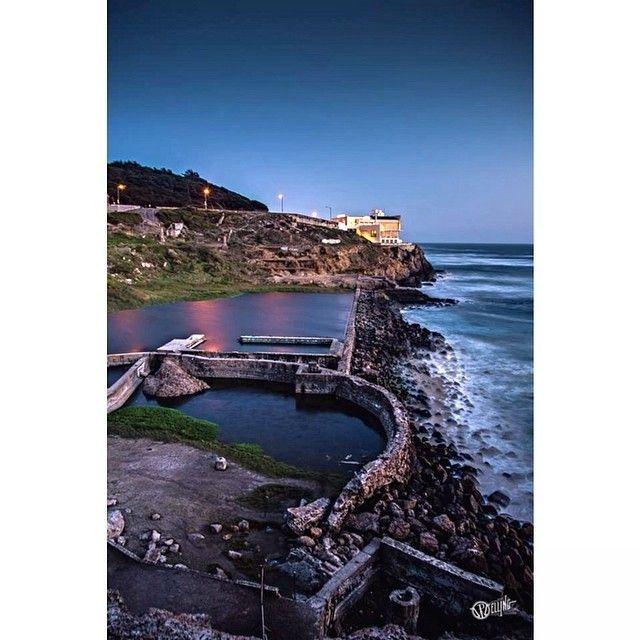 Sutro Baths Ruins, CA