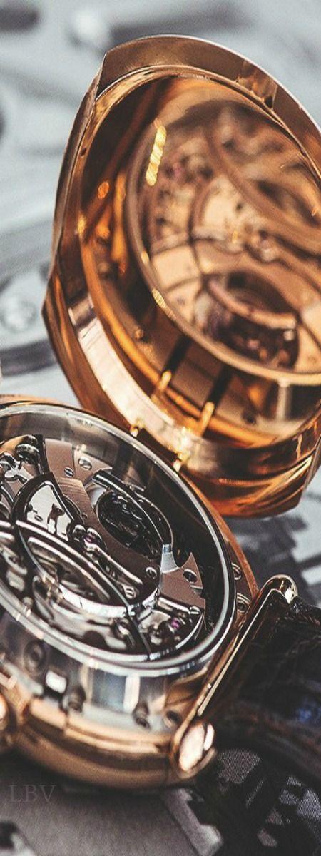 His timepiece | LBV ♥✤. V