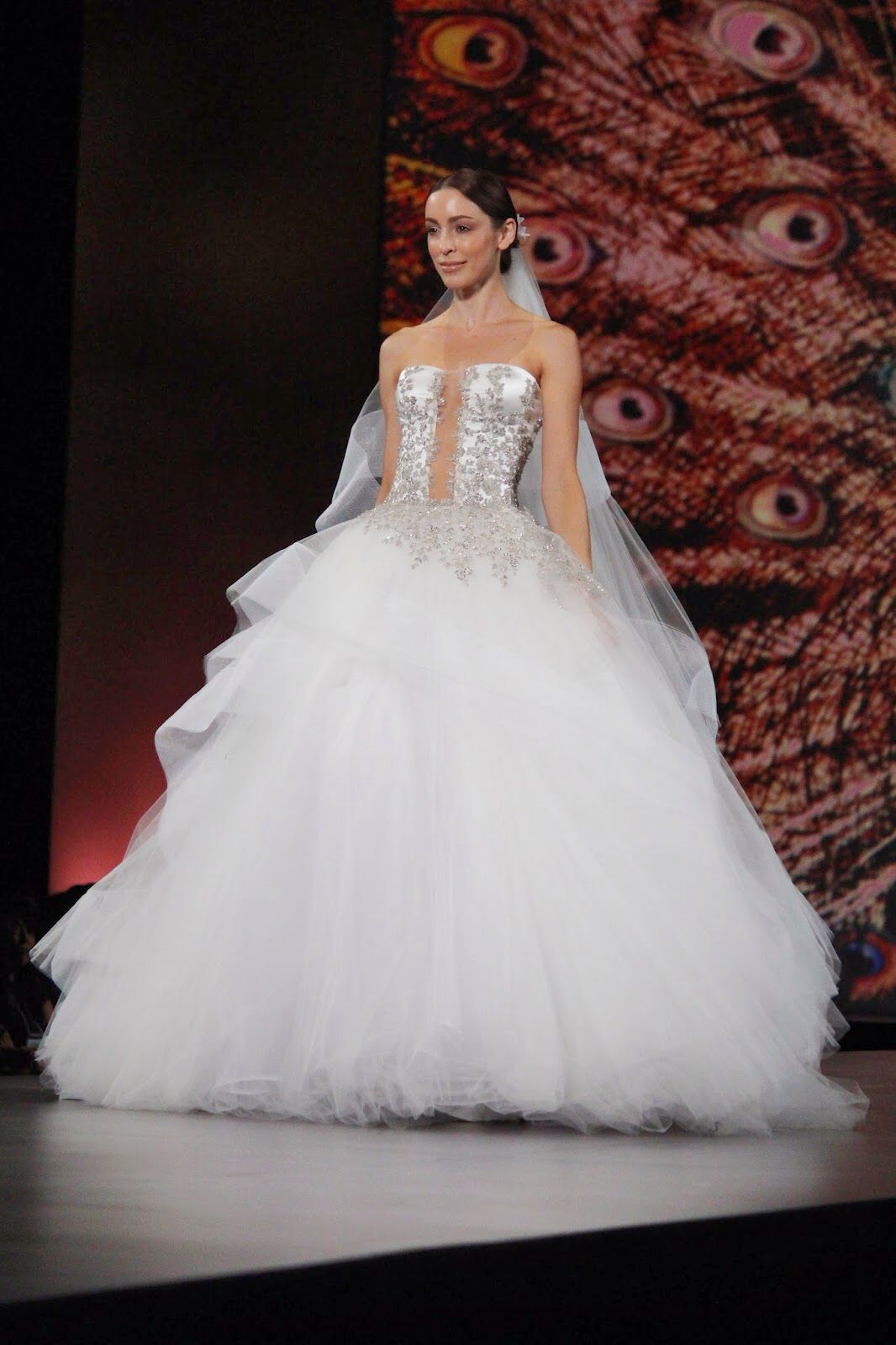 Mohamed salaheldin fidm debut 2014got to see this amazing mohamed salaheldin fidm debut 2014got to see this amazing wedding gown ombrellifo Image collections