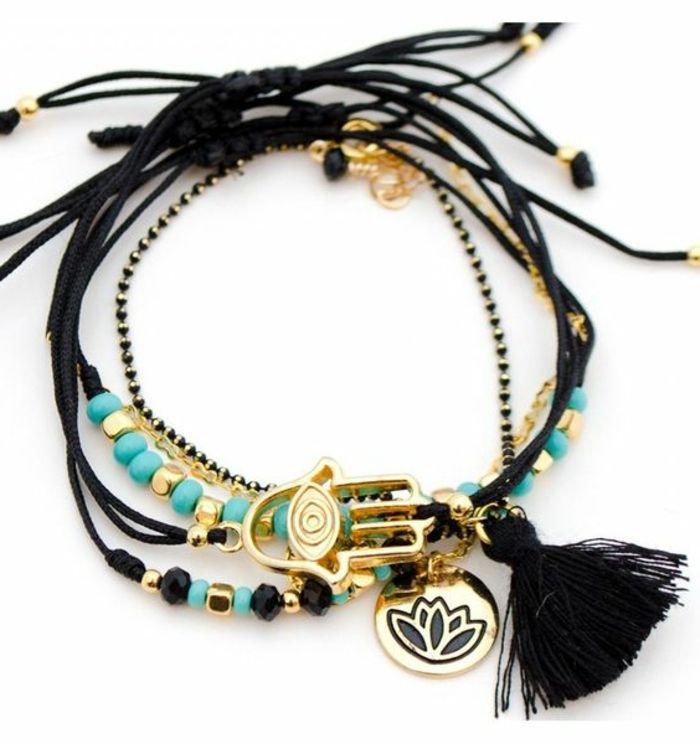732b6a2159cd ▷ 1001+ ideas de pulseras de moda como accesorio indispensable ...