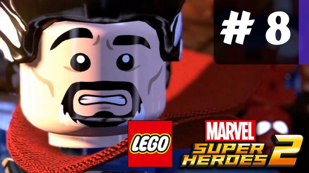 Lego Marvel Super Heroes 2 Gameplay Part 8 Rune To Manoeuvre Lego Marvel Super Heroes Marvel Superheroes Lego Marvel