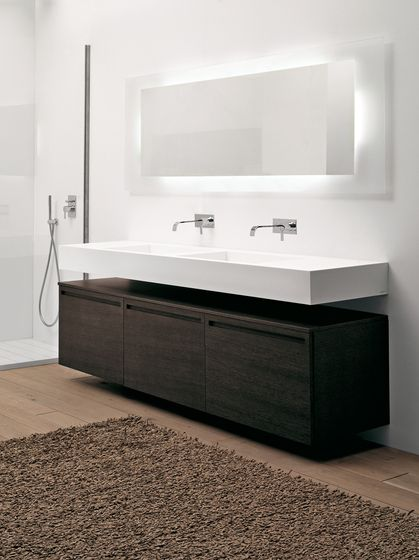 Bathroom Mirrors 35 Modern And Lighted Bathroom Mirror Ideas Minimalisti Com