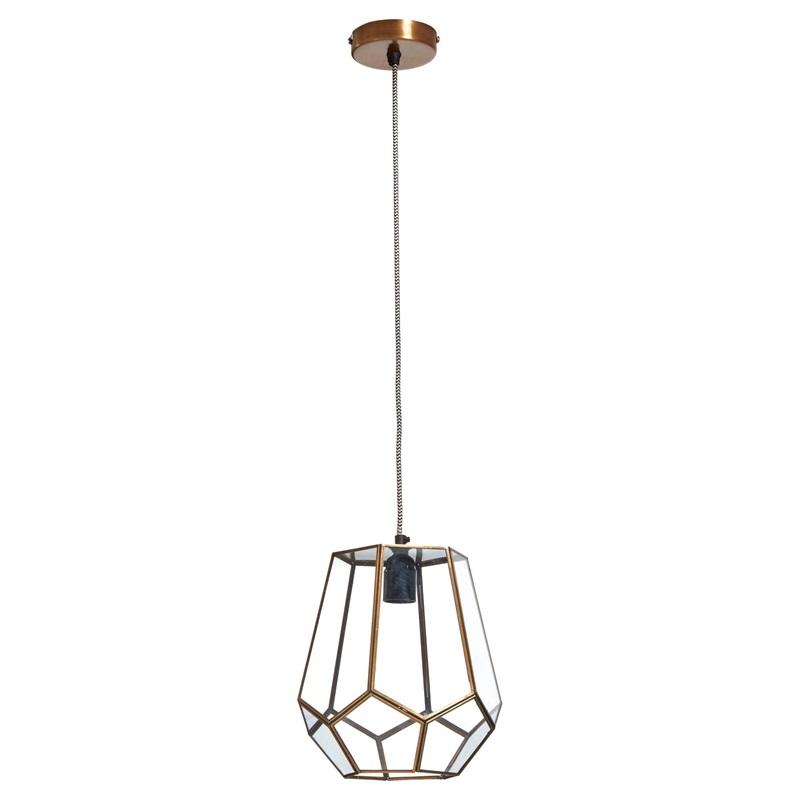Hanglamp Gorgo Helder Kwantum Hanglamp Licht Glazen Lampen