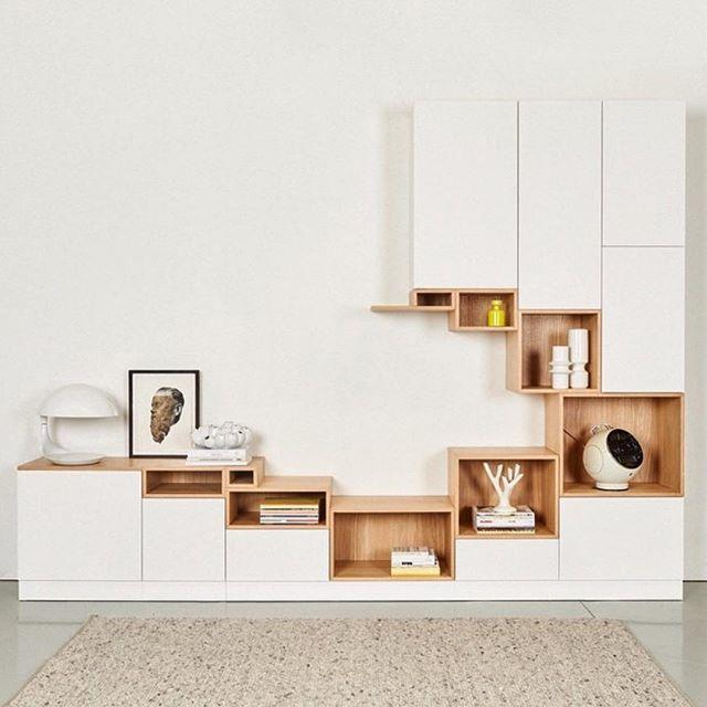 Ideias Diferentes On Instagram Bom Dia Com Otima Ideia De Armario Modular Projeto D In 2020 Modular Home Office Furniture Home Decor Furniture Home Office Furniture