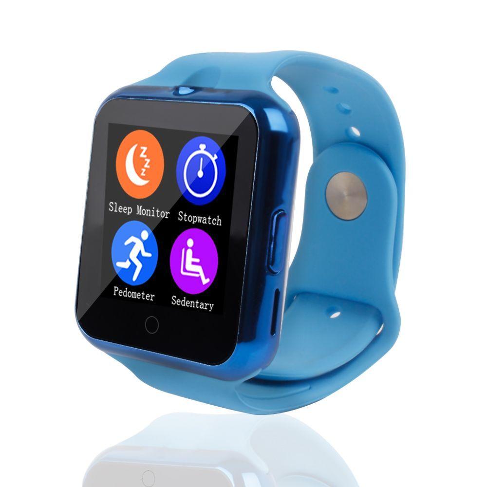 Kids GPS Watch Q12 Wrist Watch Phone Remote GPS Tracking