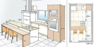 Resultado De Imagen Para Plano Cocina Isla Central Cocina