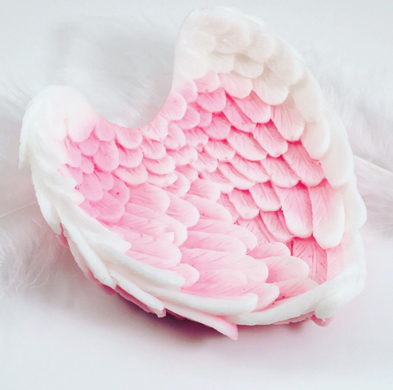 25 Angel Wing Soap / Valentine\'s Soap Favors / Cupid Favors ...