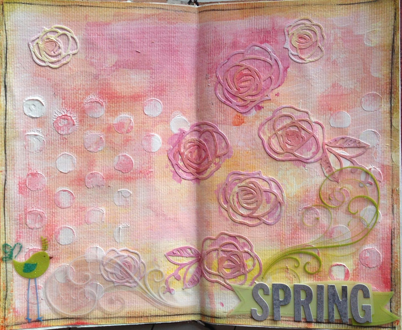 Challenge: Pastels | Simon Monday Challenge Blog | Spring ...