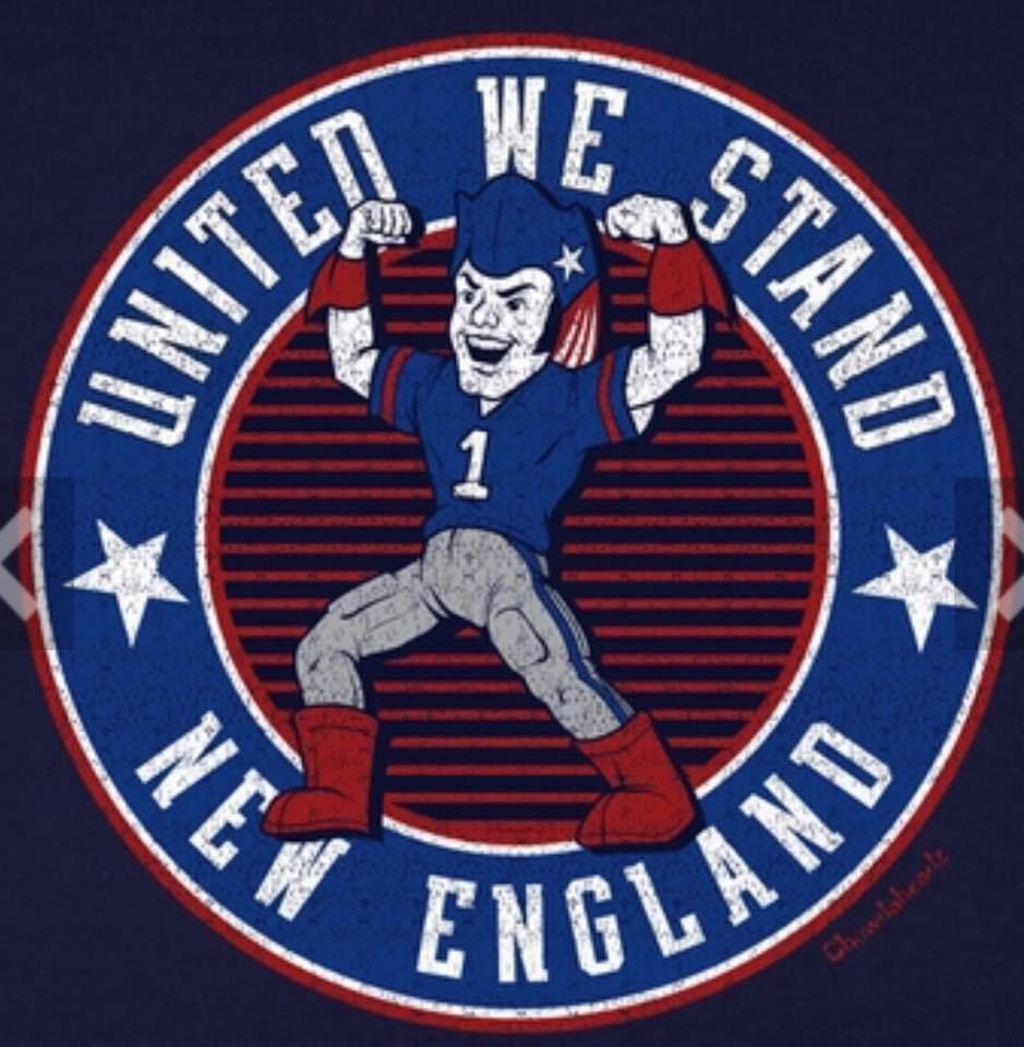 United We Stand New England Patriots Players New England Patriots New England Patriots Football