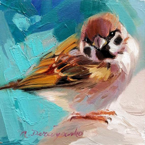 Pin En Arte De Aves