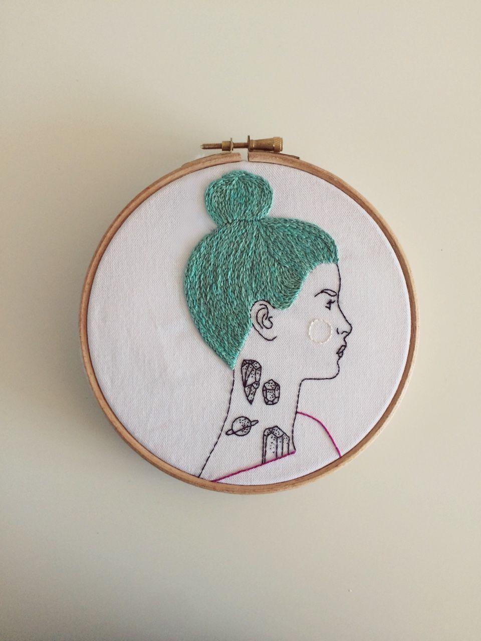 Pin de Carolina Campos en bordados   Pinterest   Bordado, Bordado ...