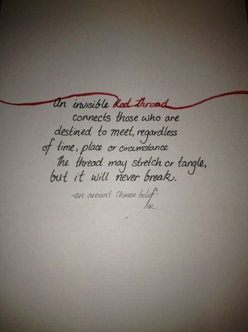 a583ba8a6 red string of fate tattoo - Google Search | Misc | Red string of ...
