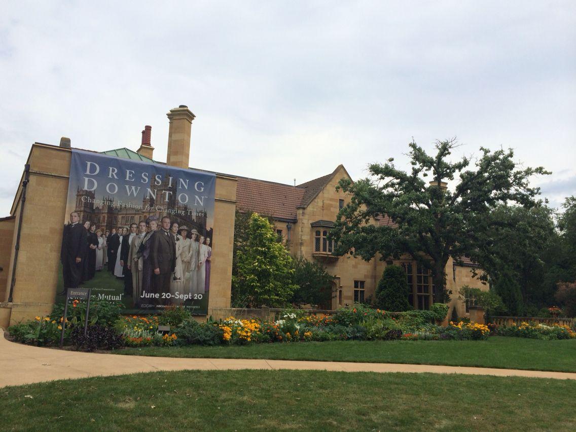 The Paine Art Center And Gardens In Oshkosh, Wisconsin