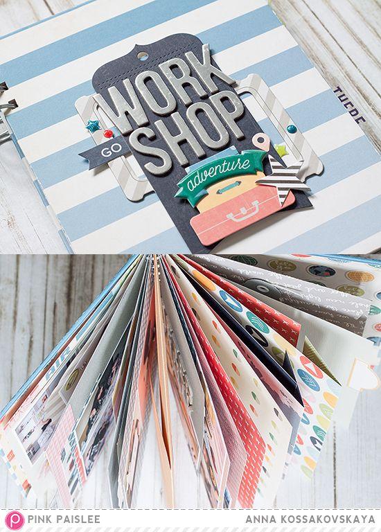 Travelbook Scrapbook Com Stunning Travel Or Vacation Mini