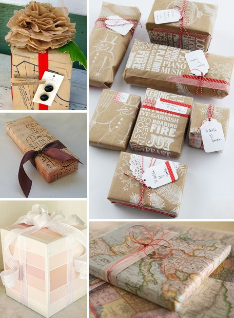 Recycled Wrapping Paper Many Great Diy Ideas On This Blog Gift Wrapping Creative Gift Wrapping Gifts