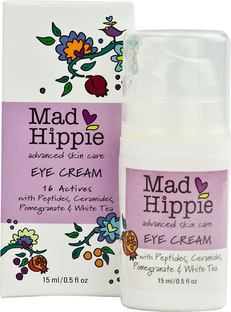mad hippie all natural eye cream