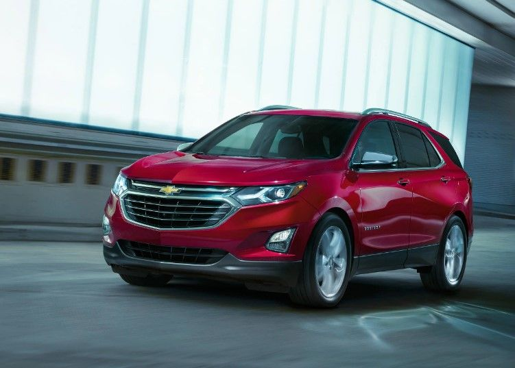2020 Chevy Equinox Redesign Chevy Equinox Chevy Buick Envision