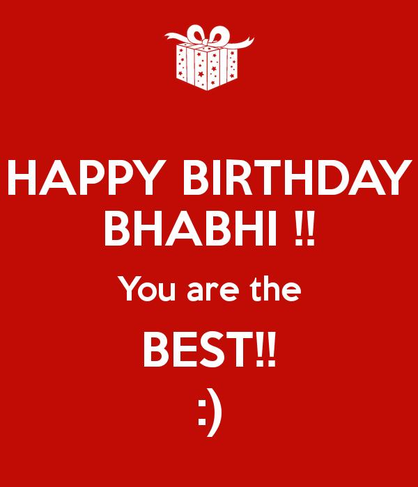 Amazing Happy Birthday Wishes For Bhabhi 2018 Special Happy Birthday Wishes Anniversary Wishes Quotes Happy Birthday Wishes Quotes