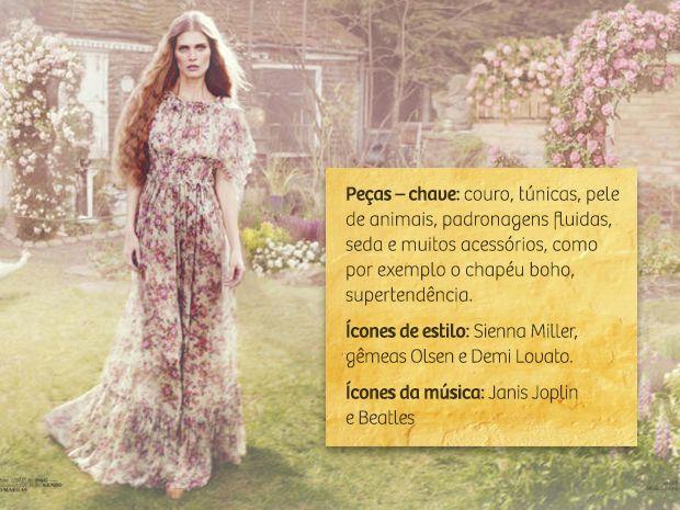 Gypsy, Folk e Boho: entenda as diferenças dos estilos - Notícias - Moda GNT