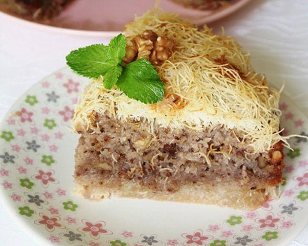 kadayıf-kek