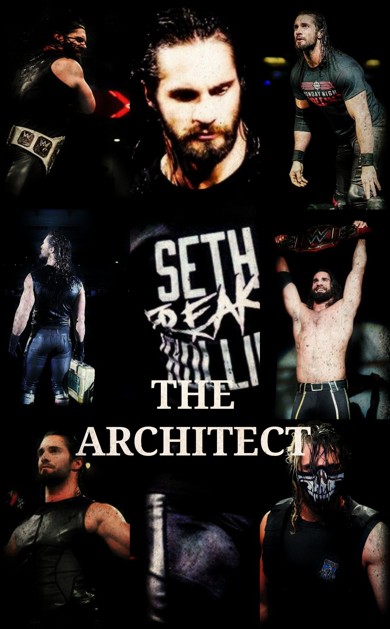 Seth FREAKIN Rollins Seth freakin rollins, Movie posters