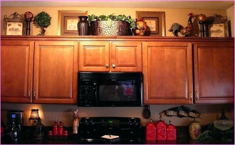 Above Kitchen Cabinet Decoration Ideas Dining Room Woman Fashion Furniture Decorating Cabinets Decor
