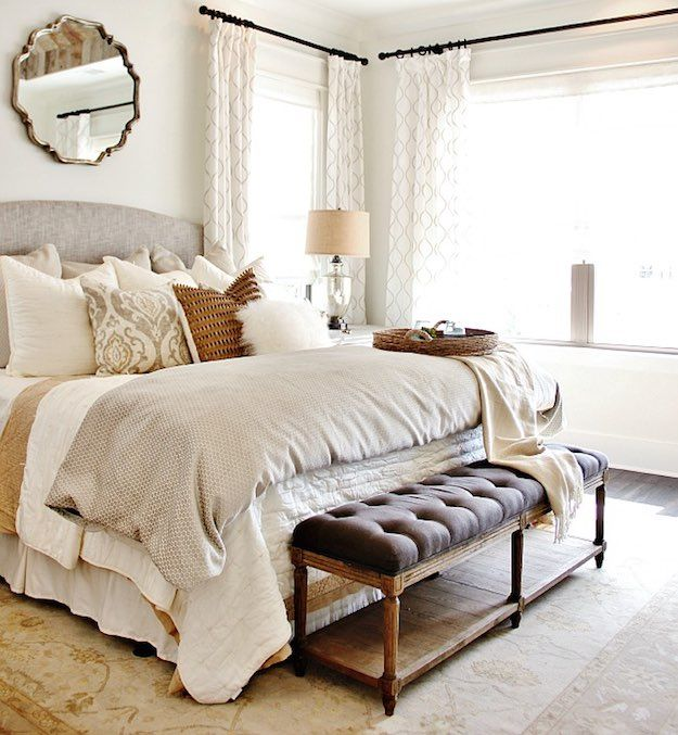 Bedroom Curtain Ideas: 15 Ways To
