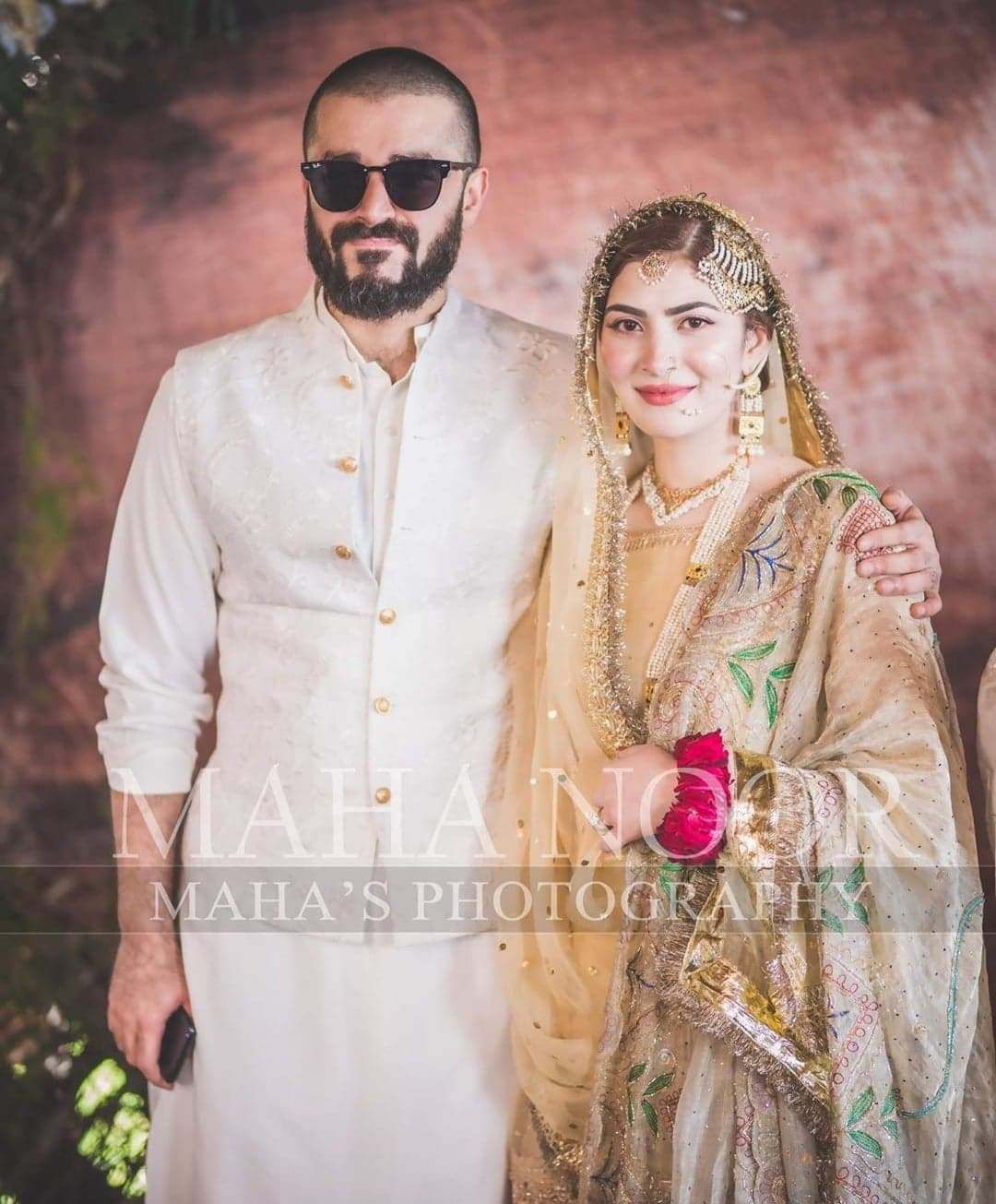 Pakistani Celebrity Weddings 2019 Bridal Dress Fashion Pakistani Bridal Dresses Pakistani Bridal