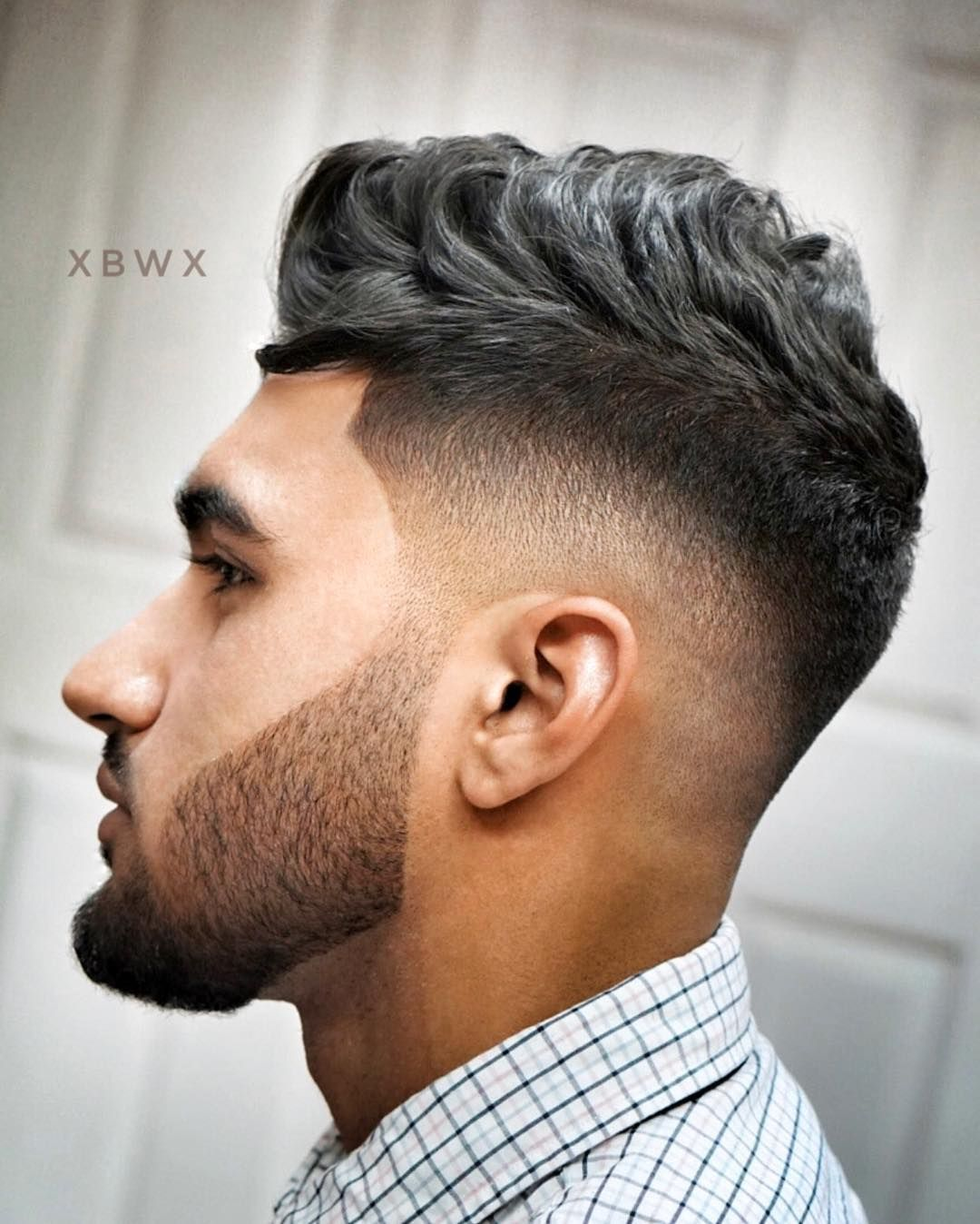 Mohawk Fade Haircut 2019
