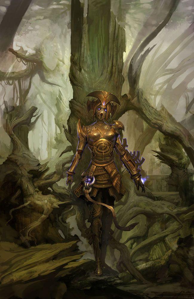 Chronomancer Female   Guild Wars   Guild wars, Fantasy art